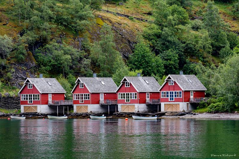 Le long du Sognefjord