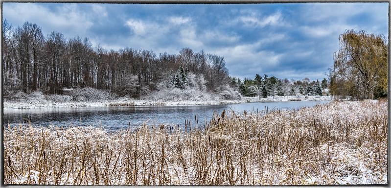 The Beaver Pond in Kanata Ontario