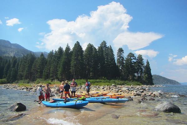 Emerald Bay, Lake Tahoe: Aug 18-21, 2016