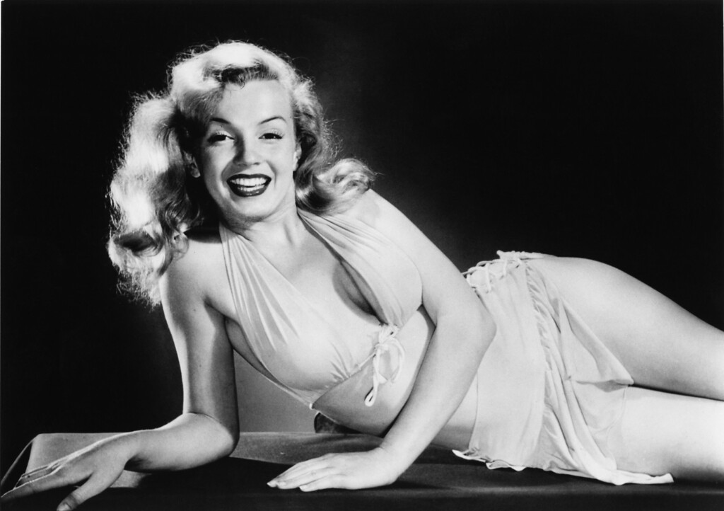 . American actress Marilyn Monroe (1926 - 1962), circa 1950. (Photo by L. J. Willinger/Keystone Features/Hulton Archive/Getty Images)