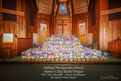 OPC Mother's Day Baskets Project
