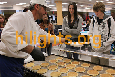 Honors Pancake Breakfast, 11-30