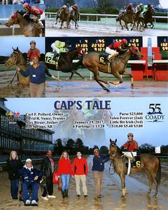 CAP'S TALE - 1/19/2017