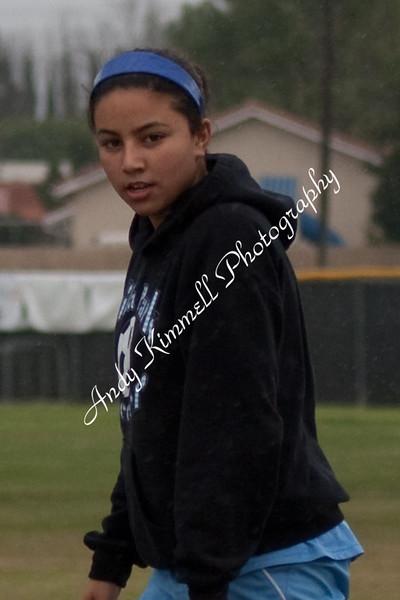 Girls JV Soccer Feb 5 2009