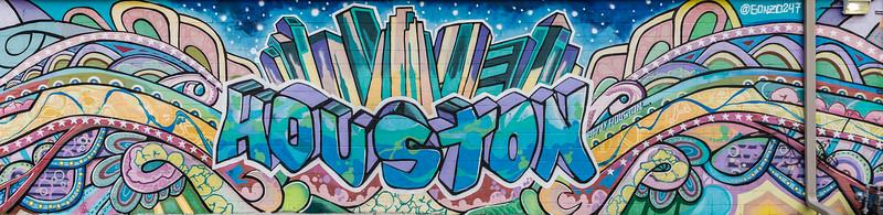 Houston Grafetti