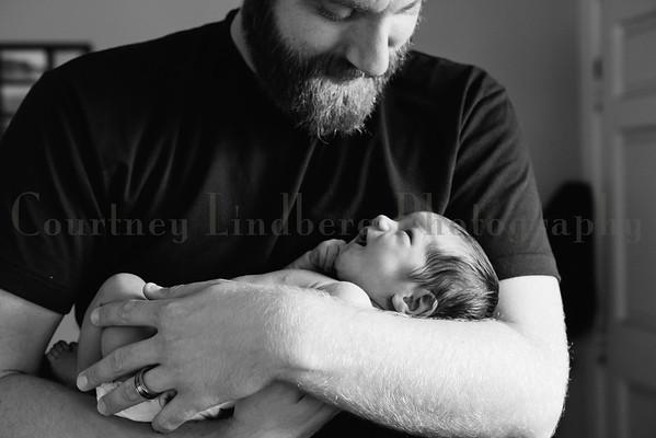 Baby Zofia O'Rourke