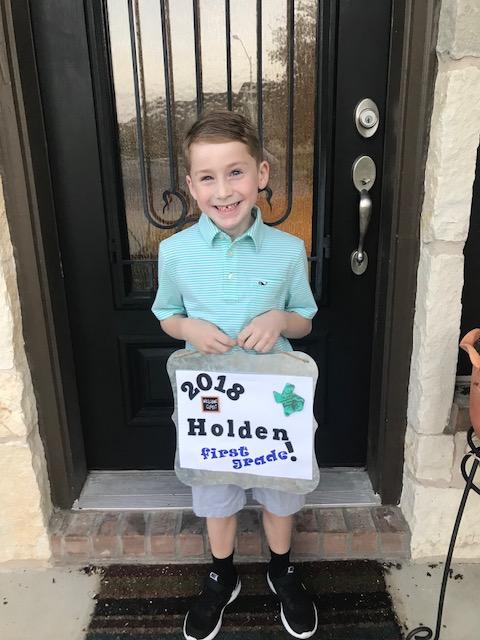 Holden | 1st | Akin Elementary School