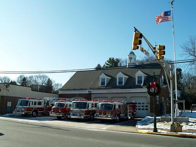 Oradell, NJ Fire Department 2010