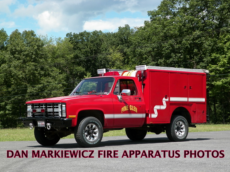 PINE GLEN FIRE CO. BURNSIDE TWP.
