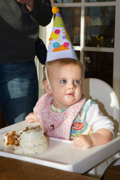Clara's First Birtday Party