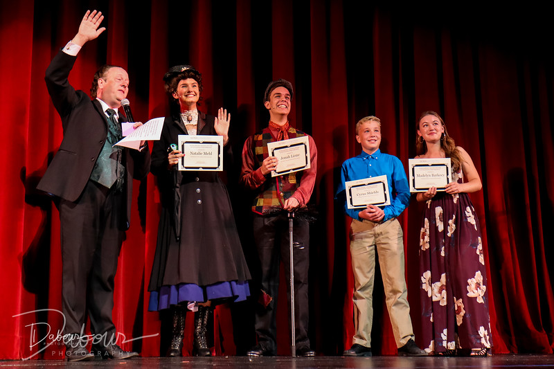 2018 Perry Awards