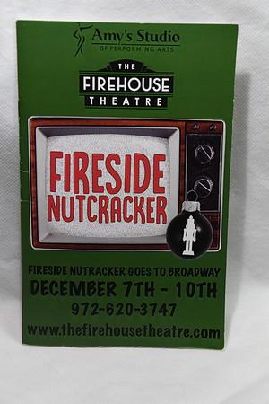 12-8-2017 Fireside Nutcracker Goes B-Way @ Firehouse