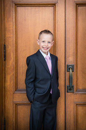 Arnell Aiden Baptism 2019