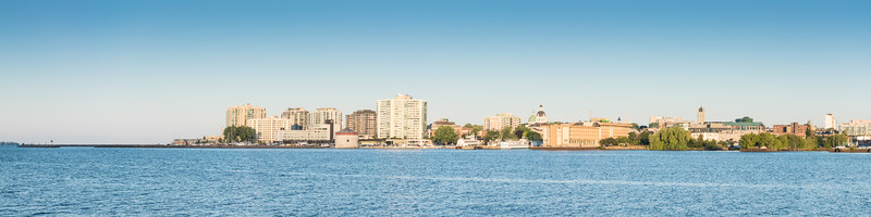 Kingston waterfront