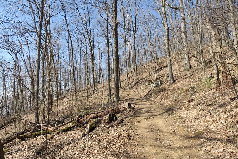 Ewing Trail - 2,880'