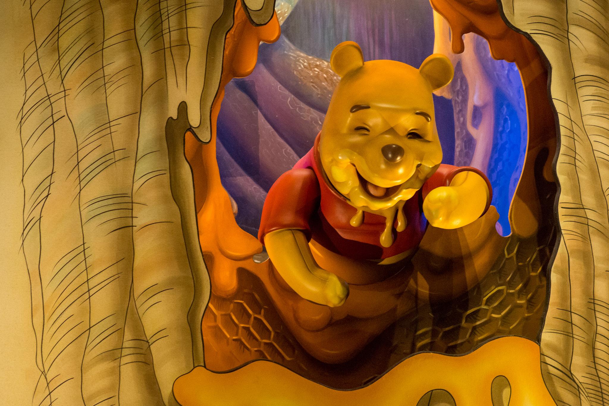 Winnie the Pooh - Walt Disney World Magic Kingdom