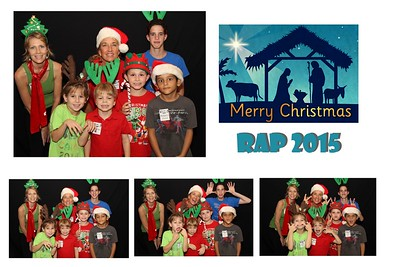 RAP Christmas Party