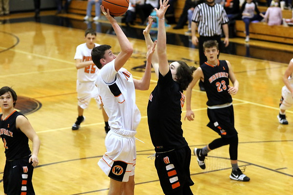 15JV Boys Junior Varsity:  Waverly JV at Wheelersburg JV 2018