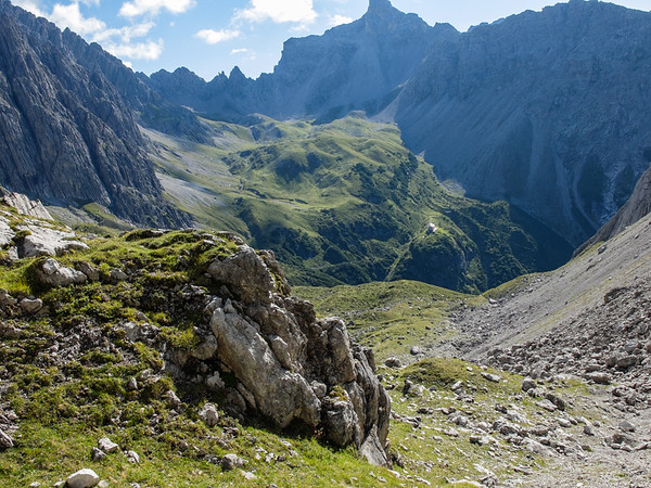 Lechtaler Alps, Austria
