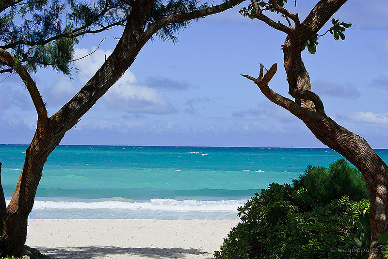 Oahu Kailua Beach