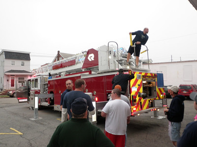 2011 NEW FIRE TRUCKS PLACED  INSERVICE