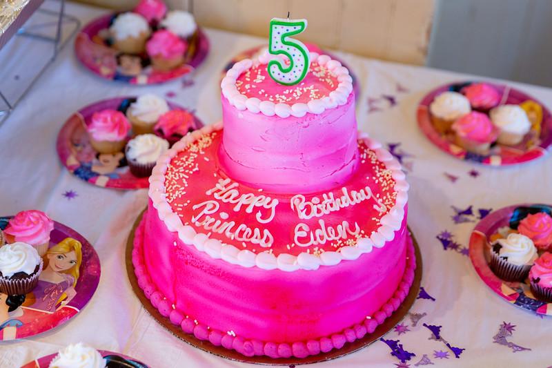 Eden's 5th Birthday Party