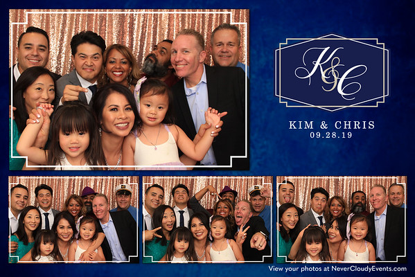 Kim & Chris Wedding Prints