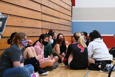 Mira Loma Girls Varsity Volleyball 2021