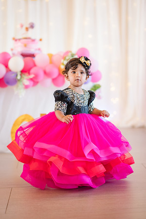 2021 Ksheera 1st Birthday