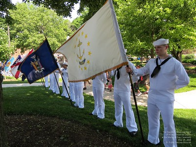 NMB Memorial Day Ceremony May 28 2018