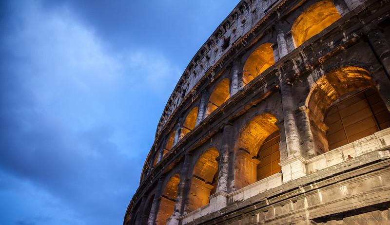 Colosseum Symmetry