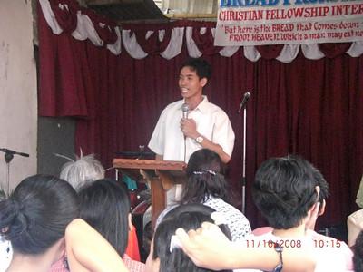 Ministry Week