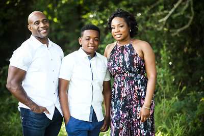 Akanji Family 2018