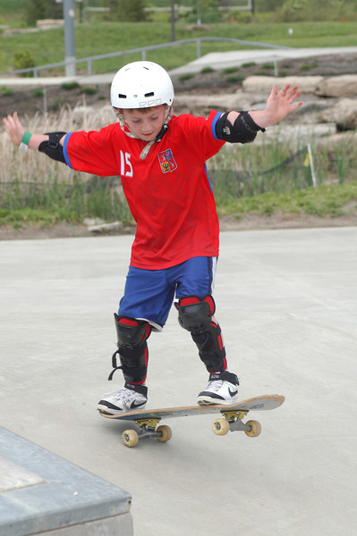 Skateboard Park May 2008