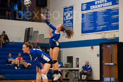 Volleyball vs Worthington Christian