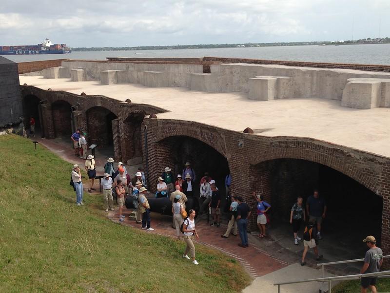 Fort Sumter - Leslie Rowley