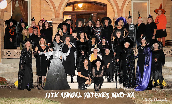 2018 - 11th Annual Witches Who Ha