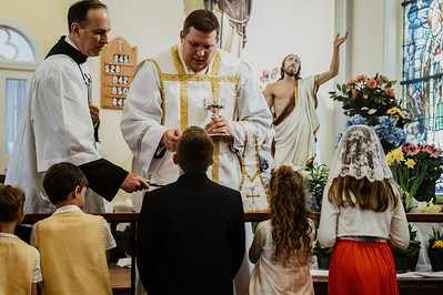 Easter High Mass 2019