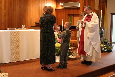 5-18-2003 Kelton Heinemann's 1st Communion