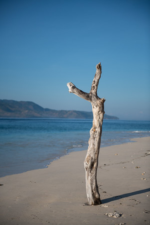 Lombok - a land of peaceful beaches