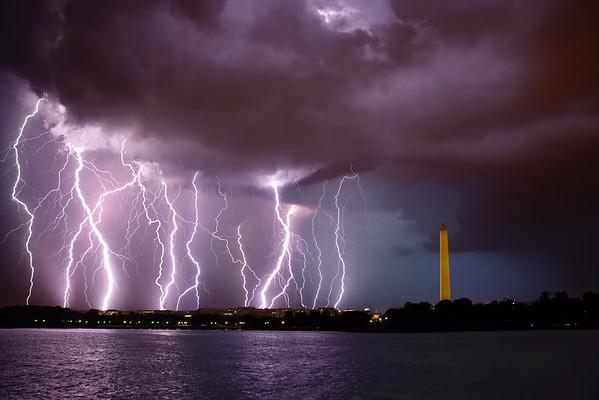Stacked Lightning
