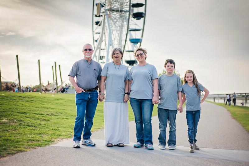 Andree Duckworth Family