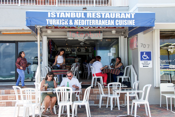 Istanbul Restaurant, Hollywood Beach