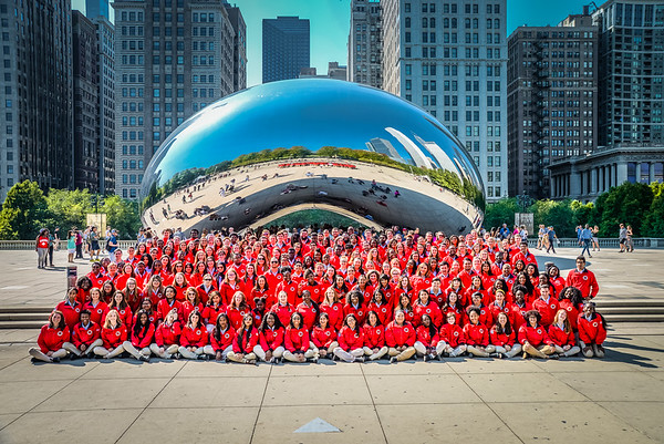 Opening Day 2017 - City Year Chicago