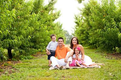 Glover Family 2013