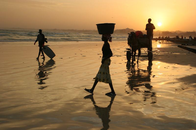 Fishing, Senegal, West Africa