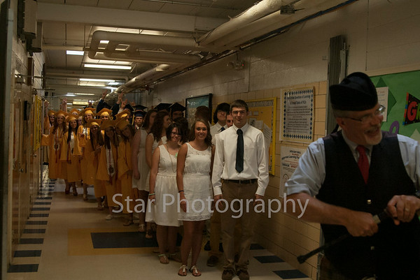 Cloudland High School Graduation 2014