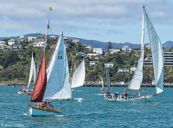 Classic Yacht Racing 2018