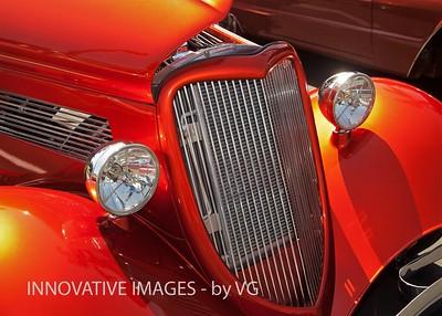 Enderle Center 20th Annual Classic Car Show