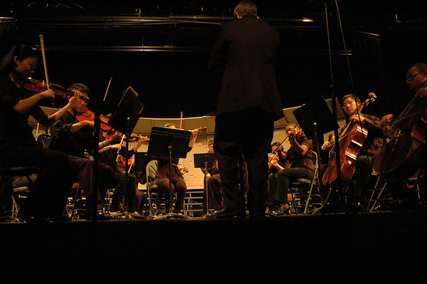 Spring Concert: Academy String Orchestra